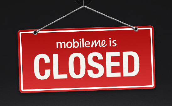 Apple Officially Closes Doors On MobileMe And iWork.com