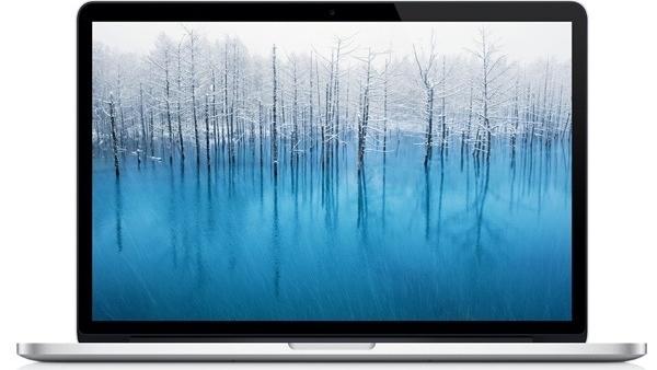 Retina MacBook Pros Get Improved Ship Times