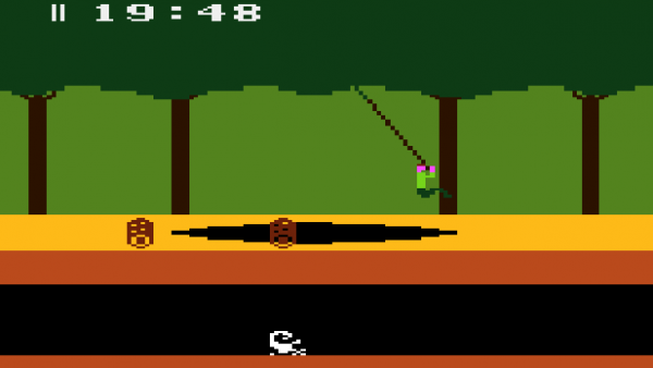 Activision's Pitfall! Is Back After 30 Years, Returns As iOS Game