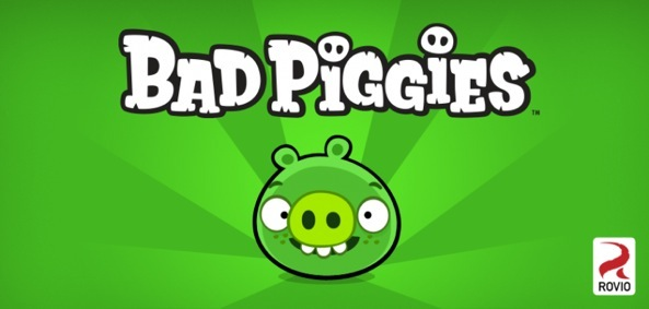 Look For Some Bad Piggies On September 27
