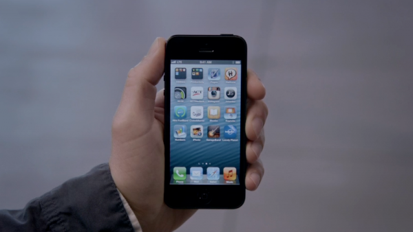 Here's Your iPhone 5 Promo Video