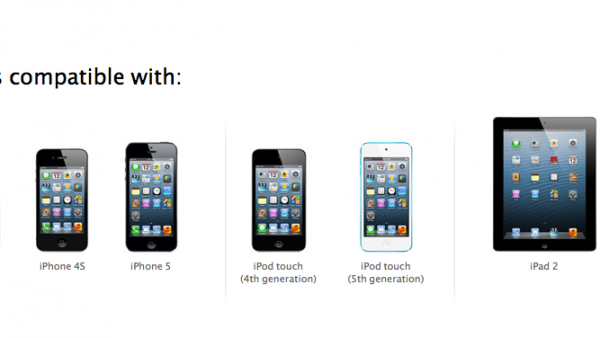 Apple Has Released iOS 6! Here's A Device Compatibility Guide