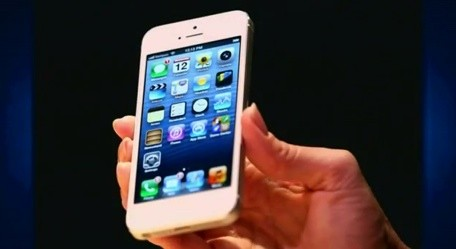 Conan Goes Hands On With The iPhone 5 … Almost