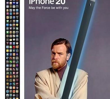[Humor] Want An iPhone Screen Bigger Than Four Inches? Check This Out