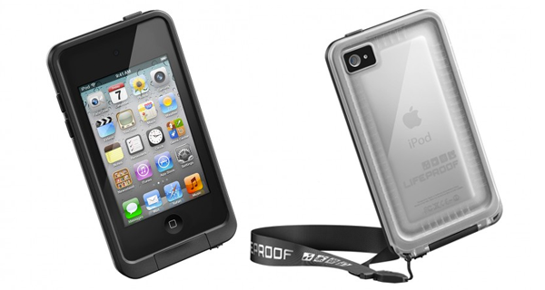 LifeProof Announces New Waterproof Case For iPod Touch – Coming Soon