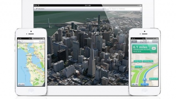 Tim Cook Publishes Letter Apologizing For Flaws In iOS 6 Maps