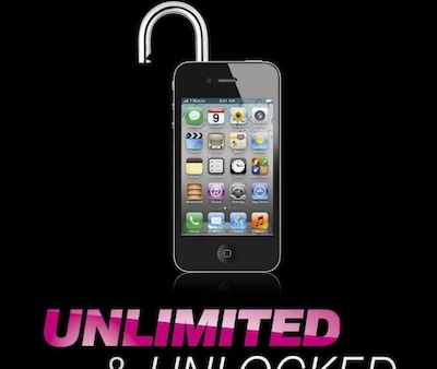 "T-Mobile Says, ""Bring Your Own iPhone"" And Get Unlimited Data"