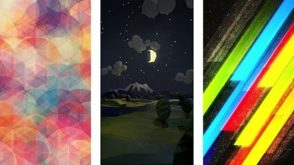 Need Some Awesome Backgrounds For Your iPhone 5? Here's A Good Start