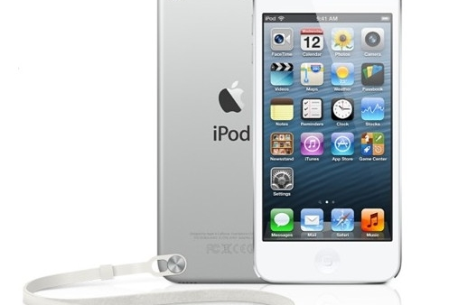 Hands-On: Silver iPod touch 5G Unboxing