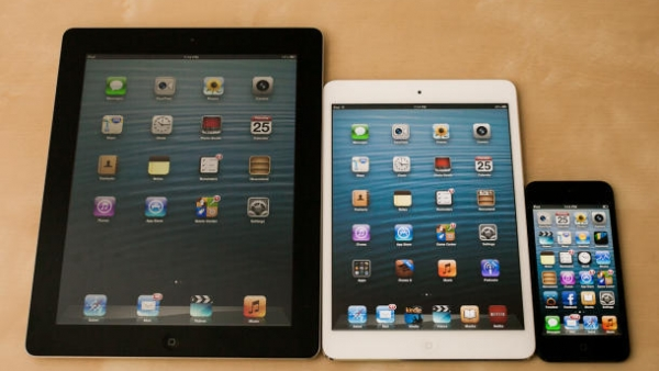 Apple's Fourth Generation iPad: Exactly The Same, But Faster