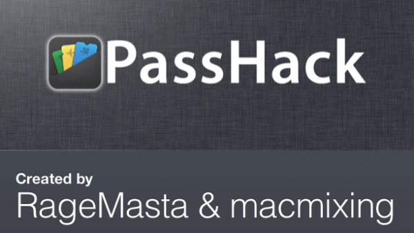 Hide Stock iOS Apps With PassHack For Passbook
