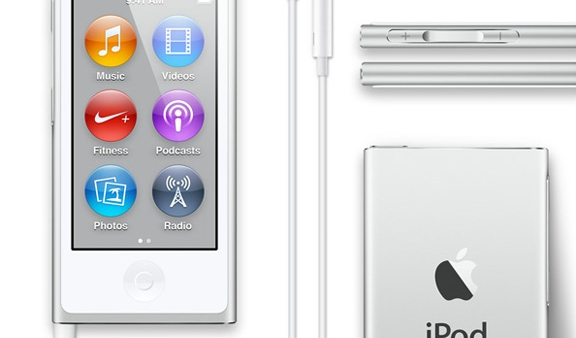 Hands-On: Slate iPod nano Seventh Generation
