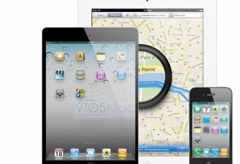 [Rumor] iPad mini Keynote Set For October 17th?
