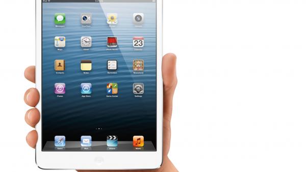 Apple Unveils The iPad mini
