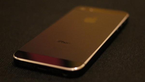 Black iPhone 5 All Scuffed Up? Polish It!