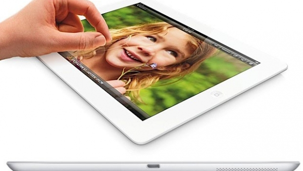 Hands-On With Apple's Fourth Generation iPad