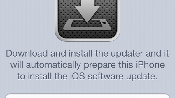 Apple Releases iOS 6.0.1 With Many Bug Fixeas