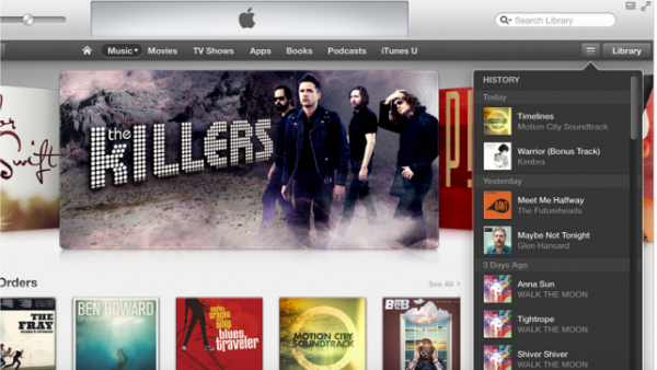 iTunes 11 Is Available Now!