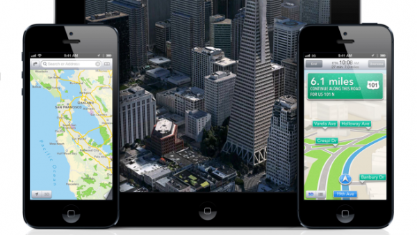 Apple Fires Manager Responsible For Maps