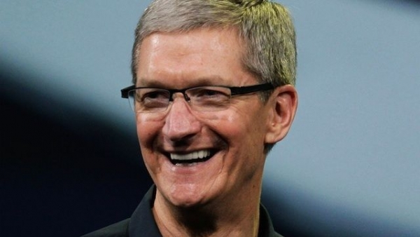 Tim Cook Is A Baller: Highest Paid CEO In America