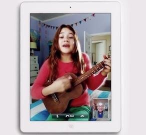 Check Out Apple's New 'I'll Be Home' iPad mini Holiday Ad