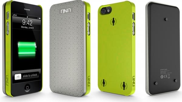[Review] uNu EcoPak iPhone 5 Battery Case
