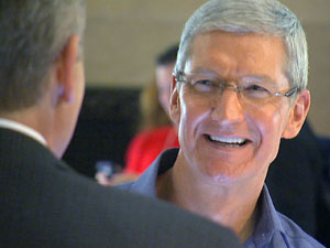 Check Out Tim Cook's Interview On Rock Center