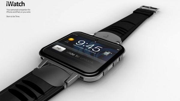 [Rumor] Apple And Intel Working On An 'iWatch'