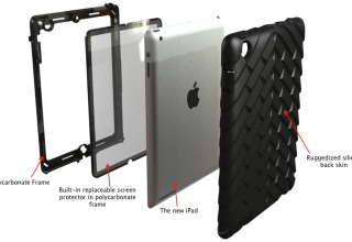 [CES 2013] Gumdrop Cases – Rugged Protection For iPhone 5, iPad And iPad mini