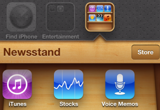 [Video] How To Put Your Apps Inside Of Newsstand Without A Jailbreak
