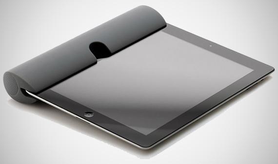 [CES 2013] Zooka Bluetooth Speaker Dock For iPad And iPad mini