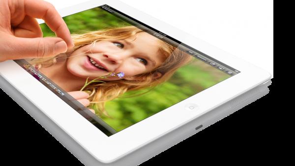 Apple Unveils 128GB iPad With Retina Display