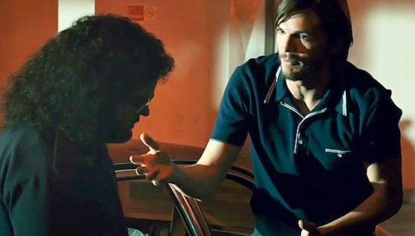 Steve Wozniak Said 'JOBS' Movie Clip Scene Never Happened
