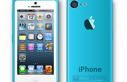 [Rumor] Next iPhone To Launch With Color And Size Options