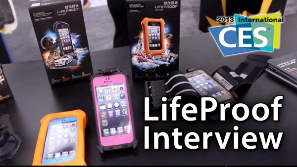 [CES 2013] LifeProof Interview – How It All Started