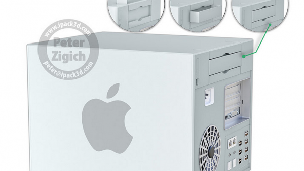 [Concept] Apple Mac Pro 'mini'