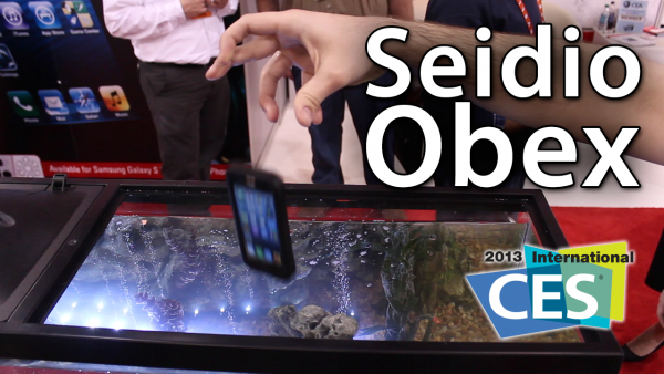 [CES 2013] Seidio Obex For iPhone 5 – Low Profile Waterproof Case