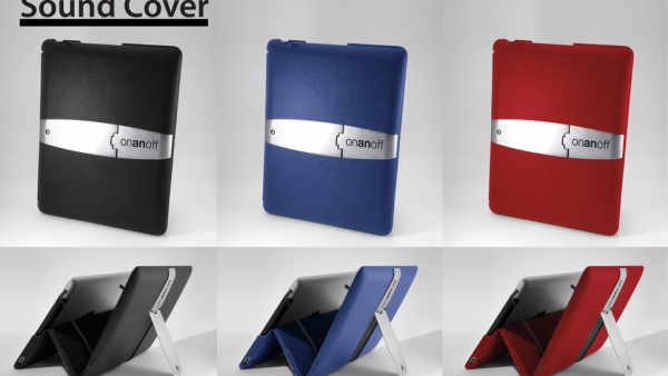 [CES 2013] OnAnOff's Sound Cover Gives Your iPad A Boost In The Volume Department