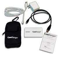 [Macworld iWorld 2013] CamRanger – Control Your DSLR From An iPad Or Mac