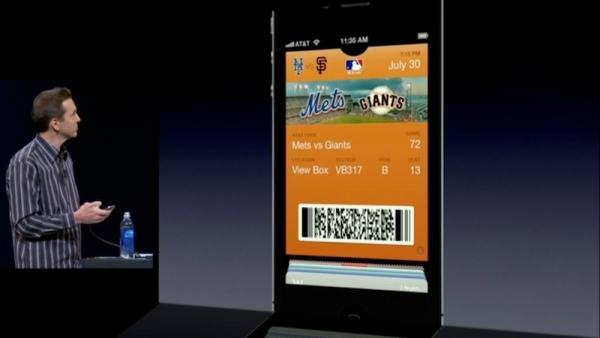 Samsung Unveils New 'Wallet' Passbook Clone