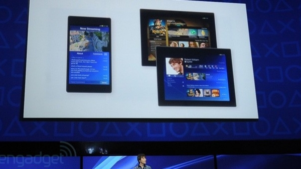 PlayStation 4 Announced Along With New Second-Screen iOS Companion App