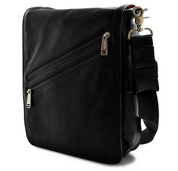 [Macworld/iWorld 2013] Strotter Platforma Messenger Bag For iPad
