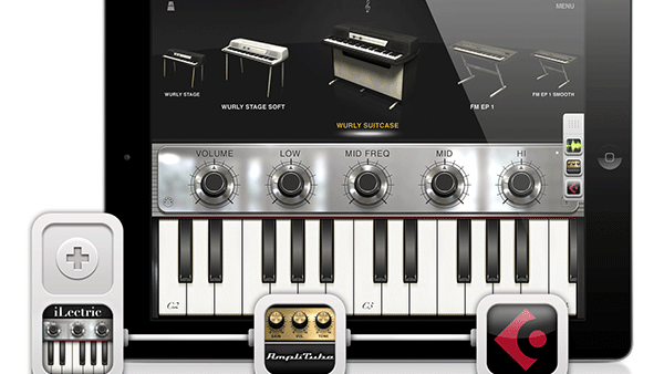 IK Multimedia Updates iGrand Piano And iLectric Piano With Audiobus Compatibility