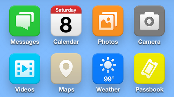 [Winterboard Theme] Colorific Is A Fresh And Simple Look For iOS