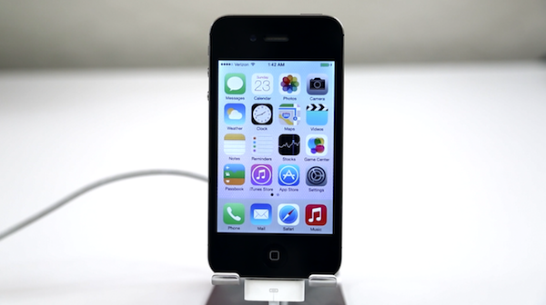 No Jailbreak Required: Full Root Access On iPhone 4 Running iOS 7