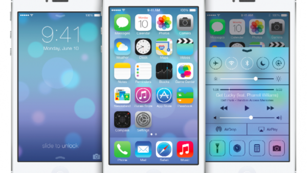 Hands-On Look At iOS 7 Features And Design