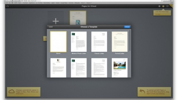 Video: Hands-On iWork For iCloud Beta