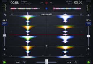 [First Look] Algoriddim's djay 2 For iPad