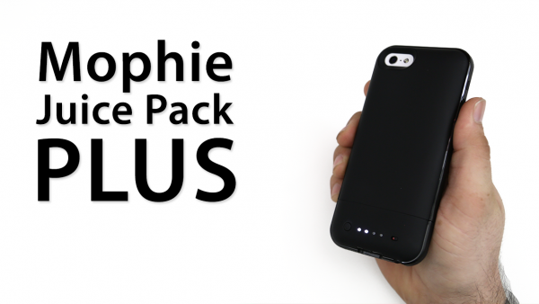 [Review] Mophie Juice Pack Plus: A Protective And Powerful Battery Case For iPhone 5