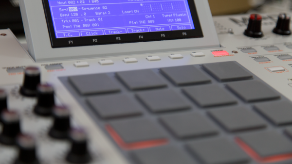 Akai Pro's MPC Renaissance Combines Production Packed Hardware And Software With Ease Of Use